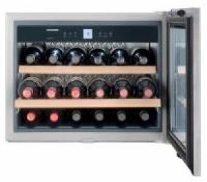 Liebherr WKEes 553-20 GrandCru WeinEEK: A Weintemperierschrank