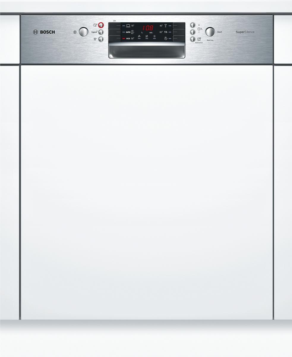 Kuchenbauer Gmbh Bosch Smi46is03e Supersilence Geschirrspuler 60 Cm