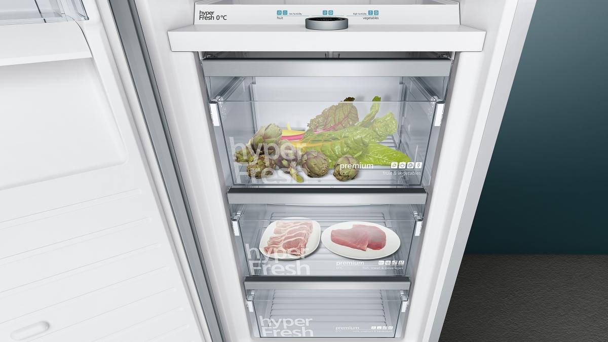Siemens Kühlschrank Rollen : Küchenbauer gmbh siemens ks36fpi3p kühlschrank edelstahl