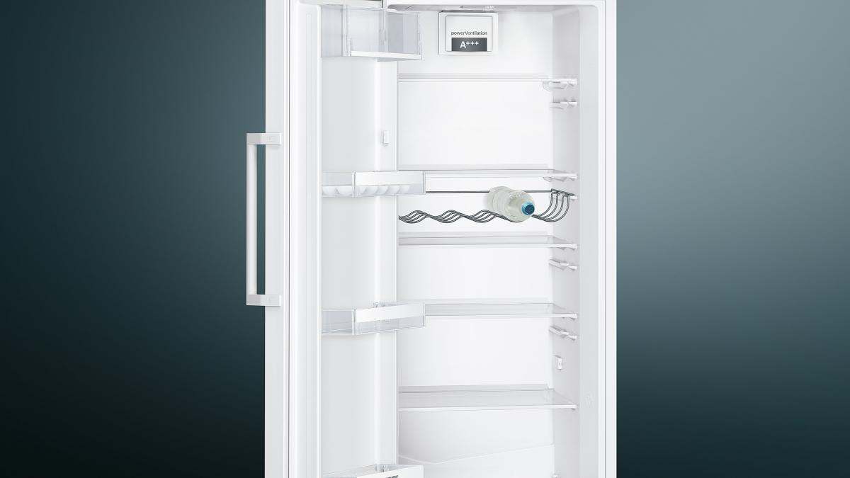 Siemens Kühlschrank Standgerät : Küchenbauer gmbh siemens ks vvw p kühlschrank eek a weiß